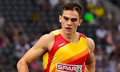 European Championships: Bruno Hortelano acaba cuarto en la final de los 200 metros