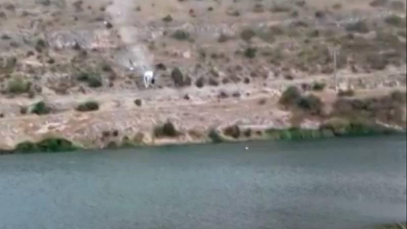 Investigan la muerte de una mujer que cayó a un pantano de Cuenca en el interior de un coche