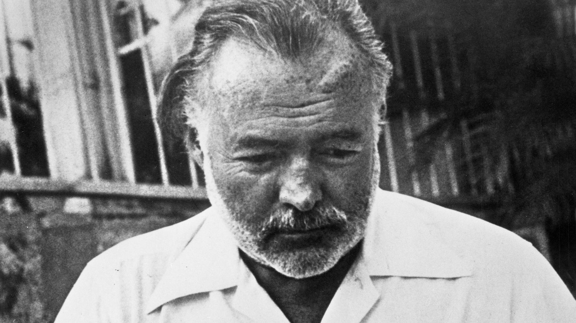 Publican un relato inédito de Hemingway - RTVE.es