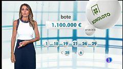 Lotería Nacional + La Primitiva + Bonoloto - 09/08/18