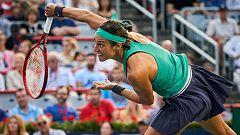 Tenis - WTA Torneo Montreal (Canadá): M. Sharapova - C. Garcia