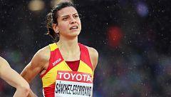 European Championships. Irene Sánchez, finalista de 3.000m obstáculos