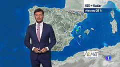 El tiempo en Aragón-10/08/18