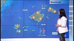 El temps a les Illes Balears - 10/08/18