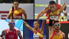 El atletismo español busca más medallas