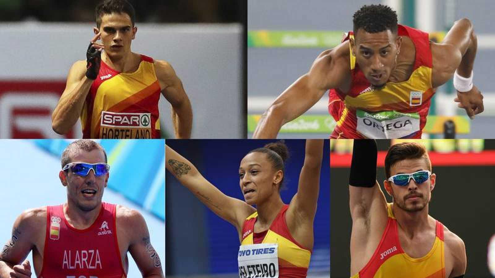 Berlin 2020 atletismo medallero