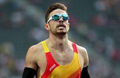 European Championships: Husillos, sexto en la final de los 400 metros