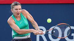 Tenis - WTA Torneo Montreal (Canadá) 1/4 Final: S. Halep - C. García