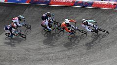 European Sports Championships 2018 - Ciclismo BMX Semifinales Femeninas y Masculinas