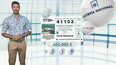 Lotería Nacional - 11/08/18