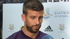 """Piqué a TVE, sobre la selección: """"Ha sido una etapa muy bonita que no se cerró como me hubiera gustado"""""""