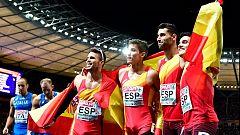 European Sports Championships 2018 - Atletismo sesión Vespertina - 11/08/18