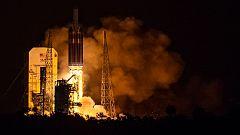 La NASA lanza la sonda Parker rumbo al Sol
