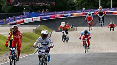 European Sports Championships 2018 - Ciclismo BMX Finales Femenina y Masculina