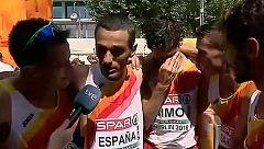 """Jesús España: """"A Javi (Guerra) le está esperando un podio"""""""