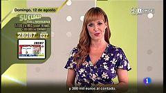 Sorteo ONCE - 12/08/18