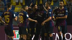 Supercopa de España: Dembélé remonta para el Barça (1-2)
