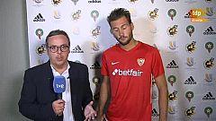 Supercopa de España. Los sevillistas lamentan las ocasiones perdidas