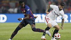 Supercopa de España 2018: FC Barcelona - Sevilla FC