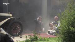 Acacias 38 - Explota una bomba en las Galerías Alday