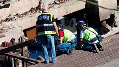 Un juzgado investiga el derrumbe de Vigo como un presunto delito de lesiones imprudentes