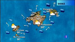 El temps a les Illes Balears - 14/08/18