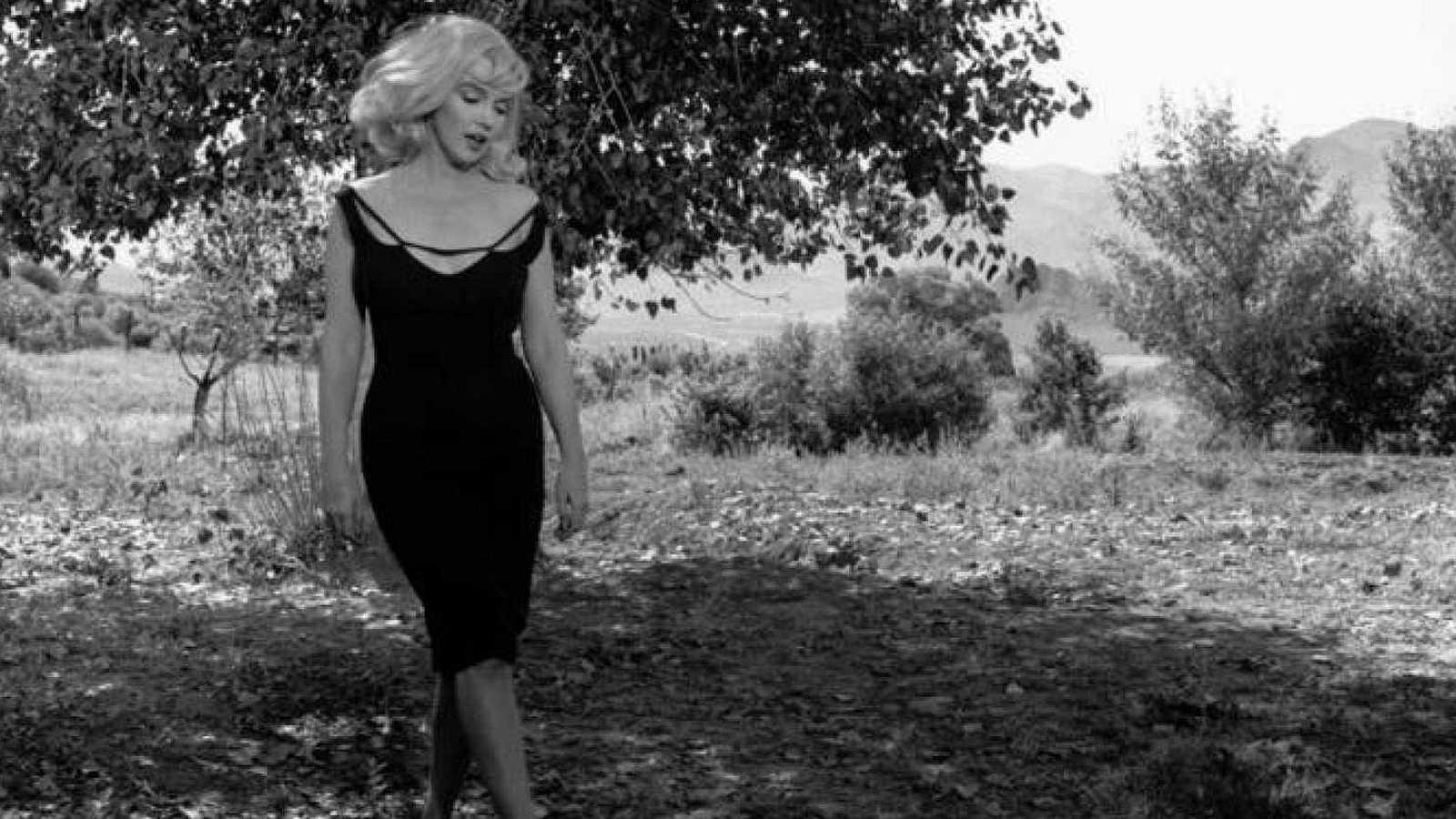 La secuencia nunca vista de Marilyn Monroe