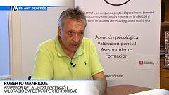 Roberto Manrique, Unitat d'Atenció i Valoració dels Afectats per Terrorisme