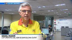 Manel Riudor, Cap operatiu del SEM de Barcelona Ciutat