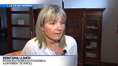 Montsina Llimós, regidora promoció econòmica ajuntament de Ripoll