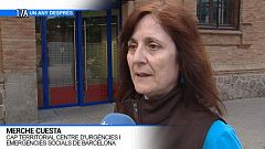 Merche Cuesta, cap territorial d'urgències i emergències socials de Barcelona