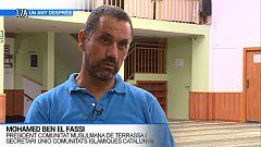 Mohamed Ben El Fassi, Secretari Unió Comunitats Islàmiques de Catalunya