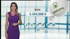 Bonoloto + EuroMillones - 14/08/18
