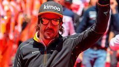 Fernando Alonso anuncia su salida de la F1