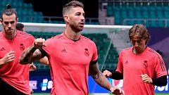El hartazgo de Sergio Ramos ante Jurgen Klopp, lo más destacado antes de la Supercopa