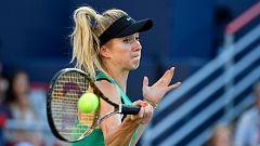 Tenis - WTA Torneo Cincinnati (EEUU): E. Svitolina - S. Kuznetsova