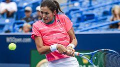 Tenis - WTA Torneo Cincinnati (EEUU): L. Tsurenko - G. Muguruza