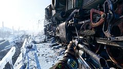 Así será 'Metro Exodus' la tercera entrega de la saga