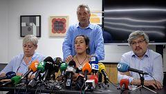 """Las víctimas piden a los políticos que """"no usen"""" su dolor para hacer política tras haberlas """"olvidado"""" durante el año"""