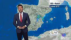 El Tiempo en Extremadura - 16/08/18