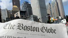 Editoriales coordinados en más de 300 periódicos de EE.UU. para denunciar los ataques de Trump