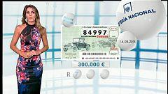 Lotería Nacional + La Primitiva + Bonoloto - 16/08/18