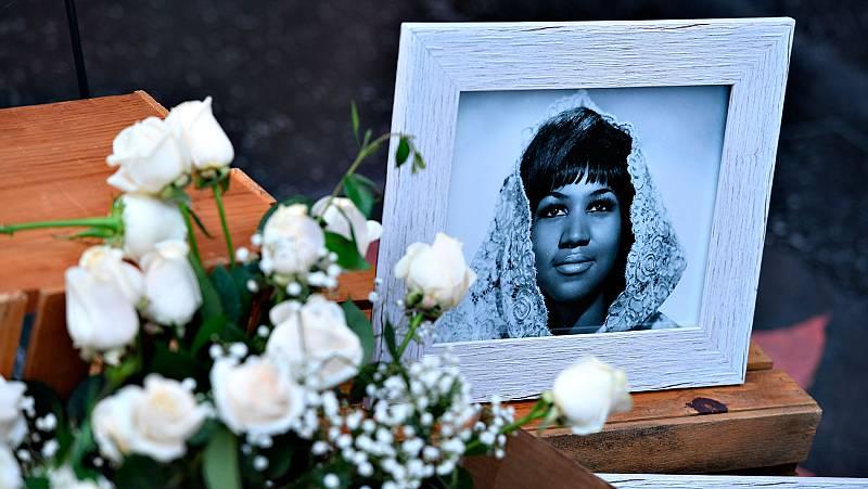 El mundo de la música y la política llora a Aretha Franklin