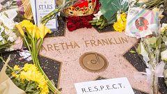 """El mundo rinde homenaje a Aretha Franklin: """"Ella fue nuestra banda sonora"""""""