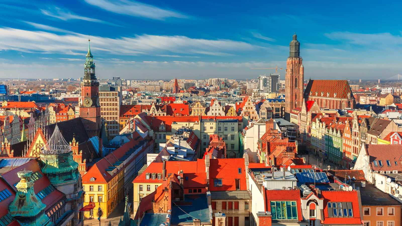 Paraísos cercanos - Polonia (Semper Invicta) - ver ahora