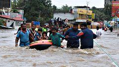 India sufre la peor temporada de lluvias monzónicas de los últimos cien años