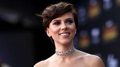 Scarlett Johansson es la actriz mejor pagada del año