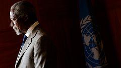 Muere Kofi Annan, ex secretario general de la ONU, a los 80 años