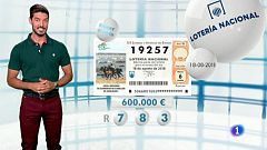 Lotería Nacional - 18/08/18