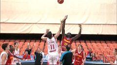 Baloncesto - Campeonato de Europa Masculino Sub-16 Final: Croacia - España